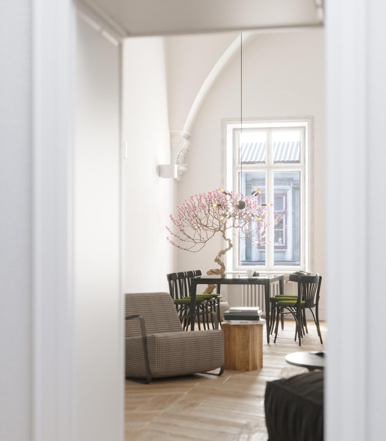 Apartmán GMN II
